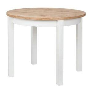 Rozkladací jedálenský stôl Durbas Style Valentino, dĺžkaaž 138 cm