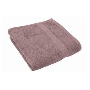 Fialovoružový uterák Tiseco Home Studio, 50 × 100 cm
