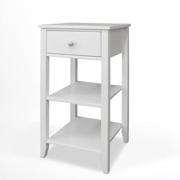 Nočný stolík Pia, 75 cm