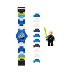 Hodinky s figúrkou LEGO® Star Wars Luke Skywalker