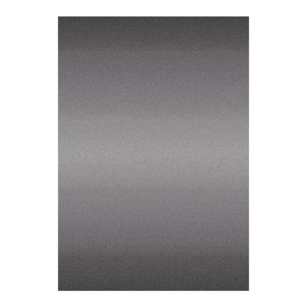 Sivý koberec Universal Boras, 57×110 cm
