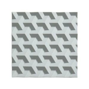 Modrosivá silikónová podložka pod horúce nádoby Zone Origami Fold