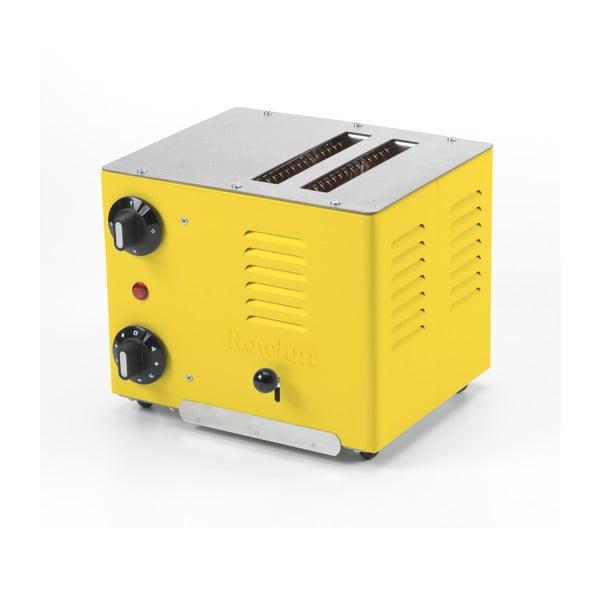 Dizajnový toaster Rowlett Rutlands Two, Traffic Yellow