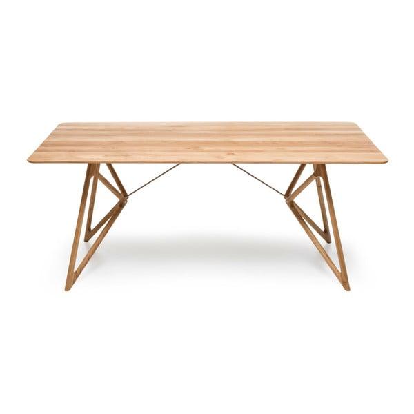 Dubový jedálenský stôl Tink Oak Gazzda, 160cm, prírodný
