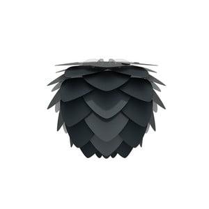 Čierne tienidlo VITA Copenhagen Aluvia, Ø40 cm