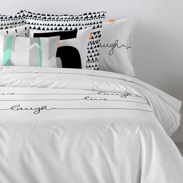 Bavlnená obliečka na vankúš Blanc Team, 60 x 60 cm