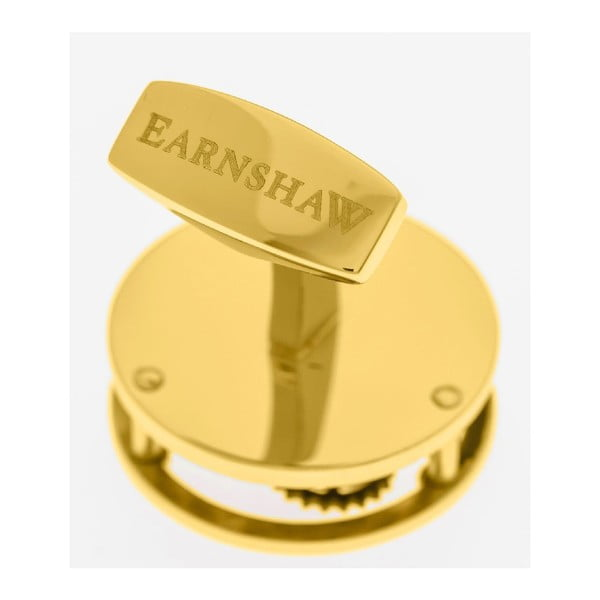 Manžetové knoflíčky Thomas Earnshaw Golden