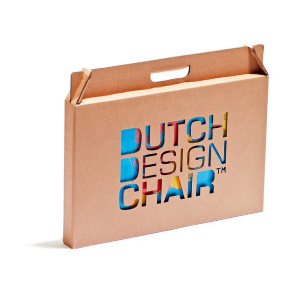 Stolička Dutch Design Chair World Cube