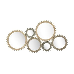 Nástenné zrcadlo Mauro Ferretti Ingranaggio