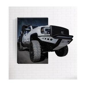 Nástenný 3D obraz Mosticx Moto, 40 x 60 cm