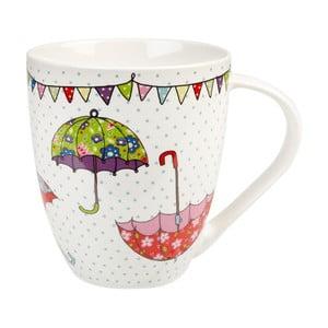 Farebný porcelánový hrnček Churchill Follow Your Dreams, 500 ml