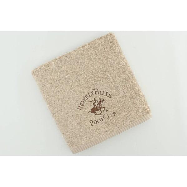 Bavlnený uterák BHPC 50x100 cm, béžový