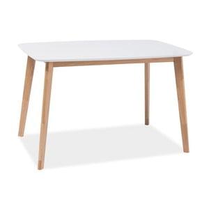Jedálenský stôl Mosso, 120x75 cm