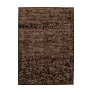 Tmavohnedý koberec Universal Soho, 140x200cm