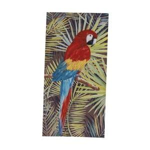 Nástenný obraz na plátne Geese Modern Style Parrot Dos, 60 × 120 cm