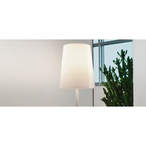 Stolová lampa Pedrali L001TA, biela plná