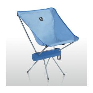 Skladacie plážové ležadlo Tuna Tuku, modré