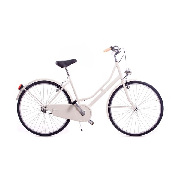 Mestský bicykel Capri Cream