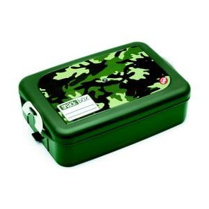 Box na desiatu Snack Camouflage