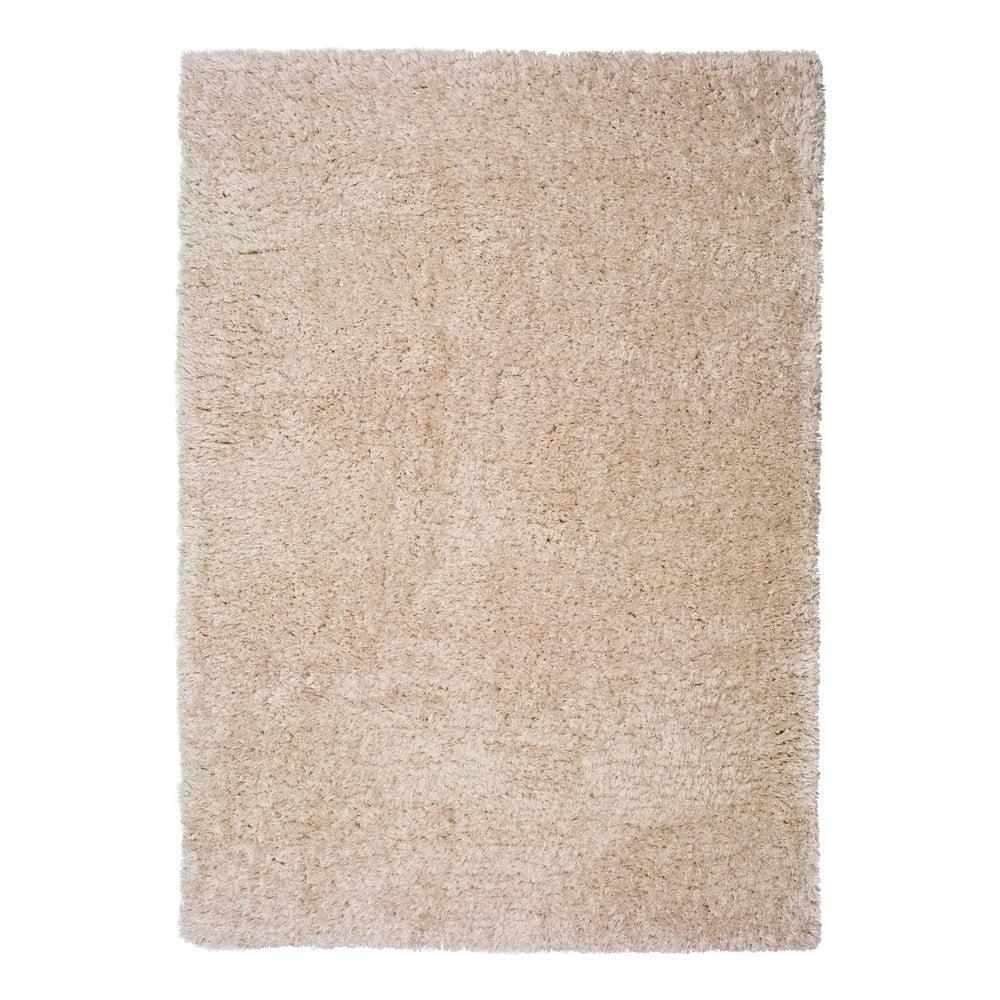 Béžový koberec Universal Liso, 80 x 150 cm