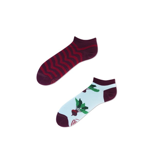 Ponožky Many Mornings Beetroots Low, veľ. 43/46