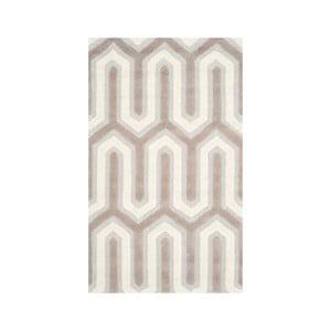 Vlnený koberec Safavieh Leta, 121x182cm