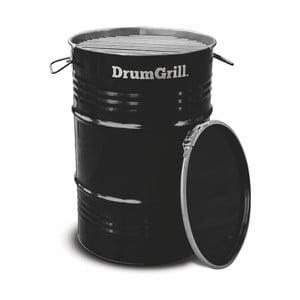 Antikoro gril v prevedení barelu DrumGrills Small, mriežka Ø 38 cm