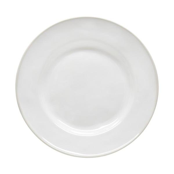 Biely keramický dezertný tanier Costa Nova Astoria, ⌀ 23 cm