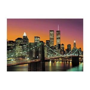 Veľkoformátová tapeta  New York City, 366x254 cm