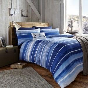 Obliečky Coastal Stripe Nautical, 135x200 cm