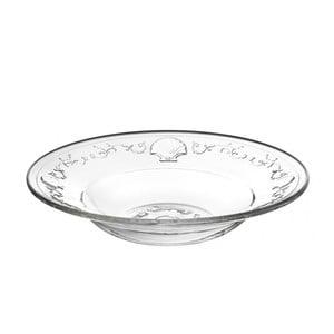 Sklenený tanier La Rochère Versailles,⌀24cm