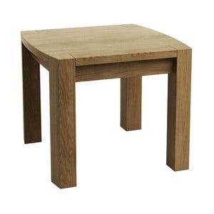Odkladací stolík z dubového dreva Fornestas Goliath