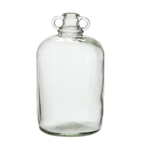 Sklenená váza J-Line Jug Handle