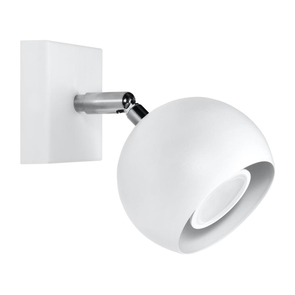 Biele nástenné svietidlo Nice Lamps Ollo