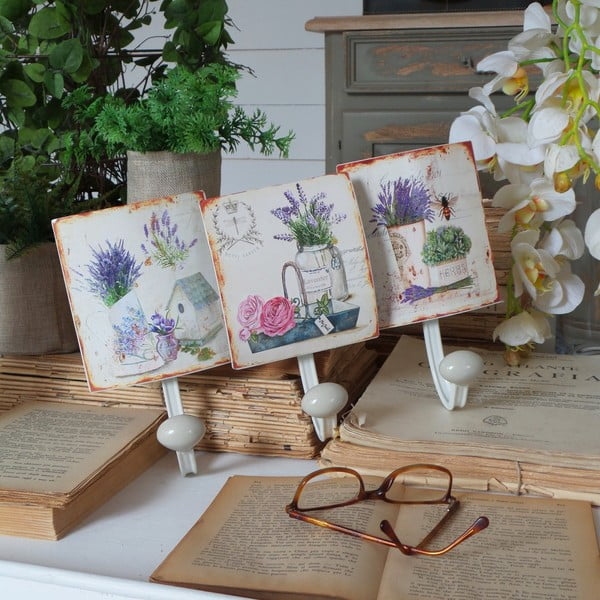 Vešiak Italy Lavender
