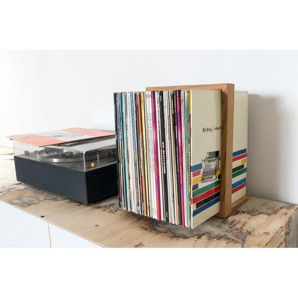 Stojan na vinylové dosky, 52x35 cm