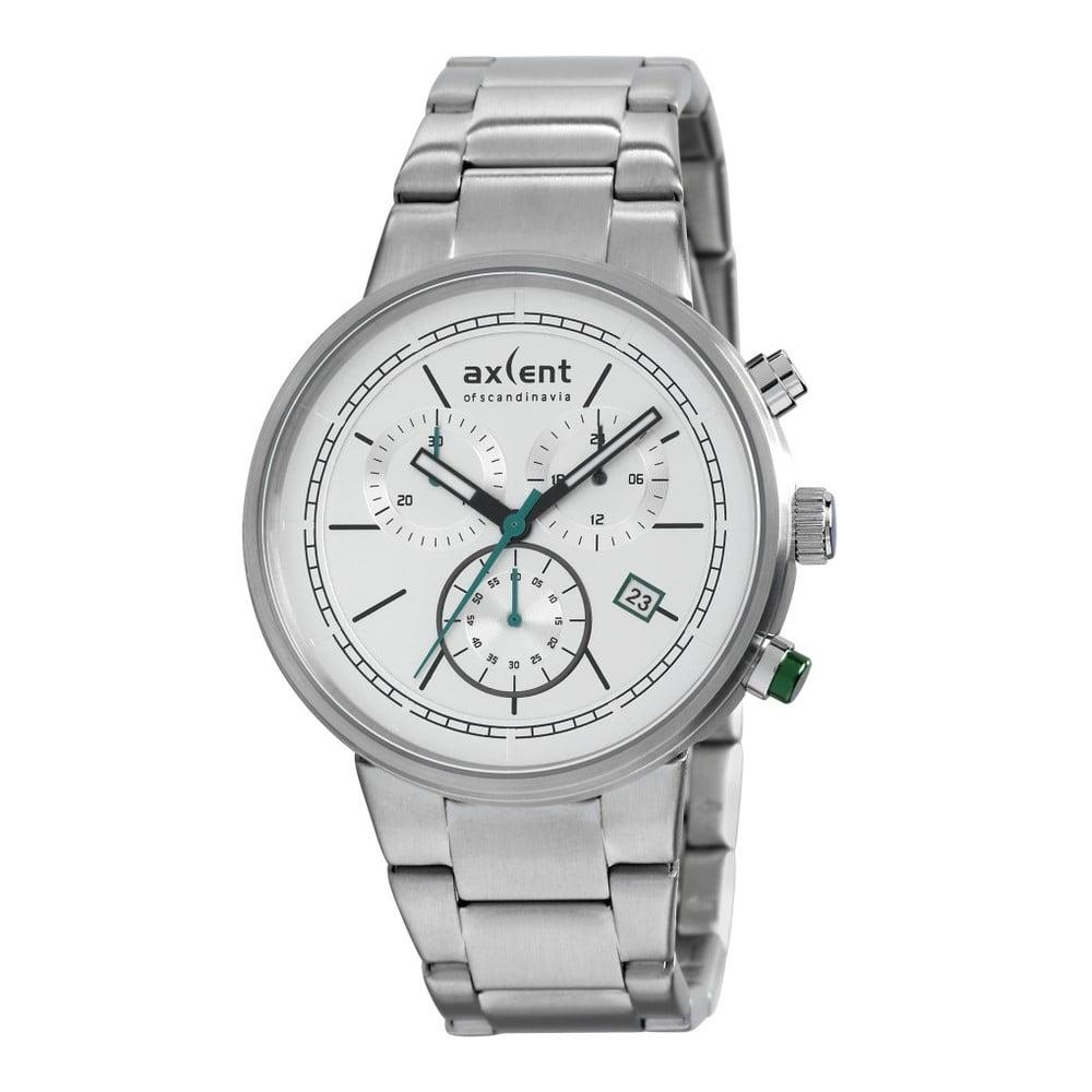 28fb5e244 Strieborné pánske hodinky Axcent of Scandinavia Strive   Bonami