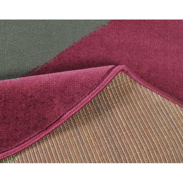 Detský fialový koberec Hanse Home Hviezda, ⌀140cm