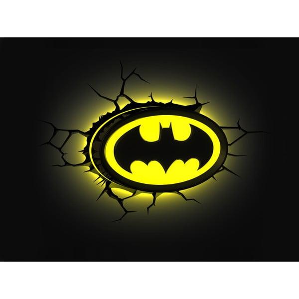 Nástenné svetlo s nálepkou Tnet Batman