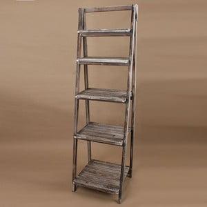 Drevený stojan Grey Days, 47x151 cm