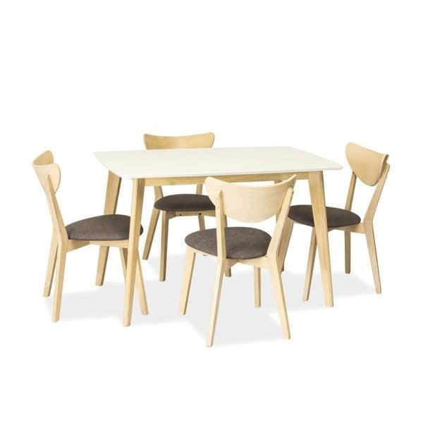 Jedálenský stôl Combo, 120x75 cm