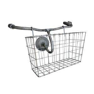 Nástenný košík Bike Handlebars
