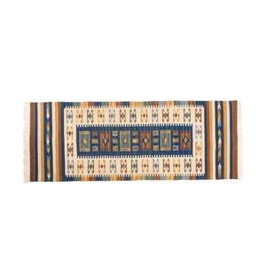 Ručne tkaný koberec Kilim Dalush 302, 180x65 cm