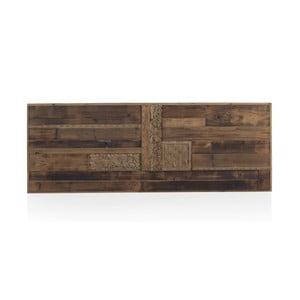 Drevené posteľové čelo Geese Rustico, 60 × 165 cm