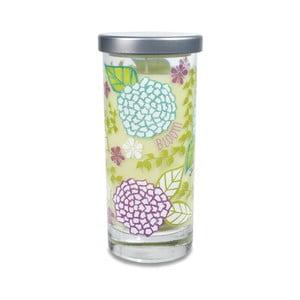 Vonná sviečka Glass Bridgewater Candle, vôňa citrusov, mahagónu, pižma a jantáru