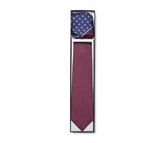Set kravaty a vreckovky Ferruccio Laconi 10