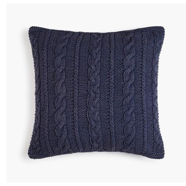 Obliečka na vankúš Laman Azul, 45x45 cm