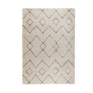 Sivokrémový koberec Flair Rugs Imari, 80×150 cm