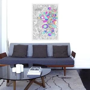Maľovanka OMY Patchwork (70x100 cm)