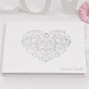 Biela kniha hostí Neviti Vintage Romance